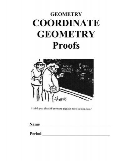 coordinate geometry proofs white plains public schools. Black Bedroom Furniture Sets. Home Design Ideas