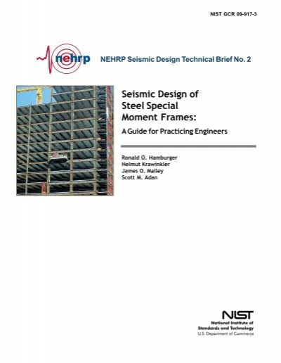 Seismic Design of Steel Special Moment Frames: A Guide for ... - ATC