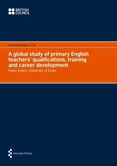 research paper on teaching english This research paper is free to the research project received funding from the british council's english language teaching research awardthis publication.