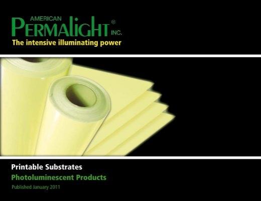photo regarding Printable Substrates identified as PERMALIGHT ® Pho