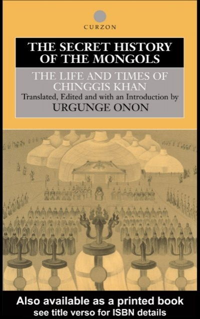 an introduction to the history of the mongols A history of the great moghuls or, a history of the badshahate of delhi from 1398 ad to 1739, with an introduction concerning the mongols and moghuls of central asia, (calcutta, thacker, spink, 1905-11), by pringle kennedy (page images at hathitrust us access only.