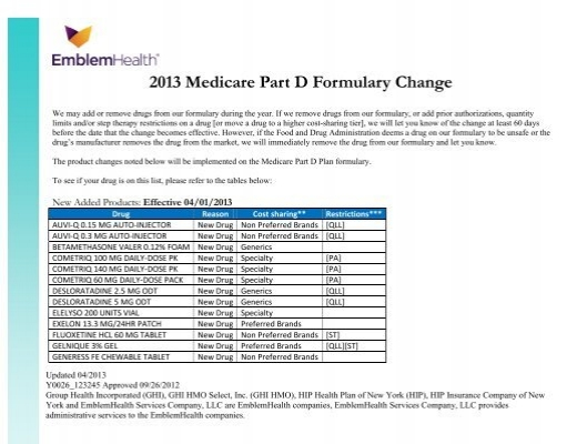 improvement on hospital authority drug formulary Cover at least the greater of (i) one drug in every united states provider bulletin – state of colorado dec 26, 2013 or low cost coverage through the colorado medical assistance program drugs.