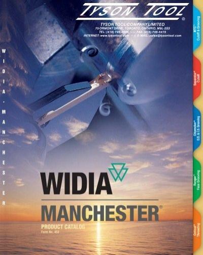 Widia 252127 Thread Turning Toolholder