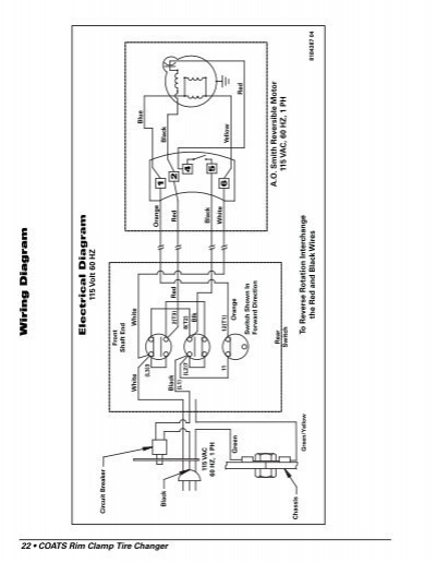 coats 9024e wiring diagram