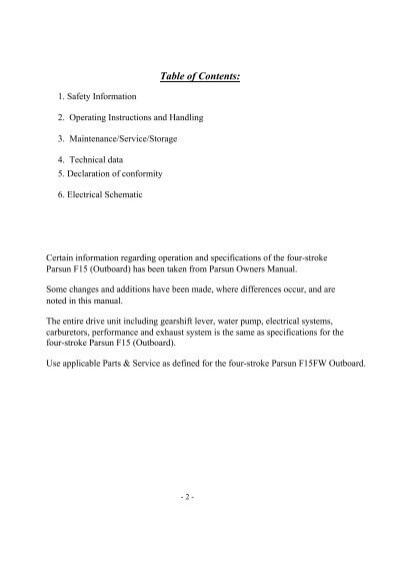 table of contents 1 saf rh yumpu com