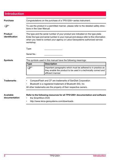 Tds48 Cogo reference Manual