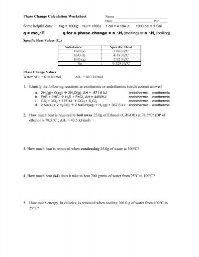 Solve Equations Worksheet Word Phase Change Calculation Worksheet Q  Mcpt Q For A Phase  Writing Correct Sentences Worksheets with Letter K Worksheet Phase Change Calculation Worksheet Q  Mcpt Q For A Phase  Letter U Worksheets For Preschool Pdf