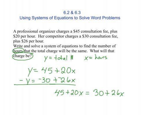 62 63 using systems of equations to solve word problems a 62 63 using systems of equations to solve word problems a ibookread Download
