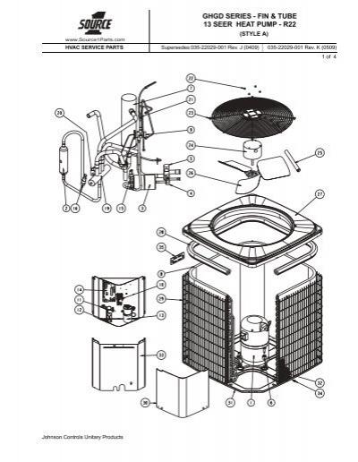 York 402532 Wiring Diagram. . Wiring Diagram on