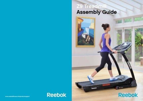 Reebok Treadmill Wiring Diagram