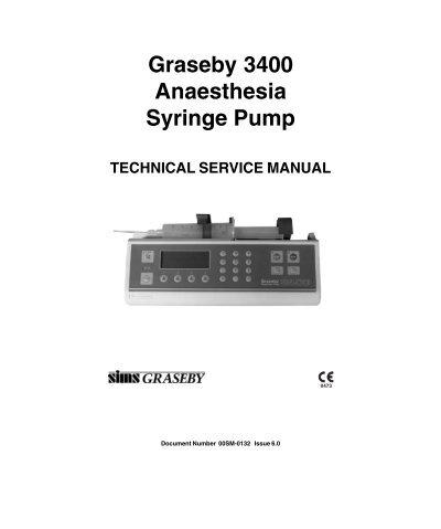 Fillable online orchesta model 100 syringe pump service manual fax.