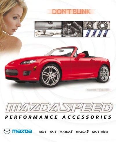 Mazda Genuine Accessories QNCA-51-960 74 Rear Lip Spoiler