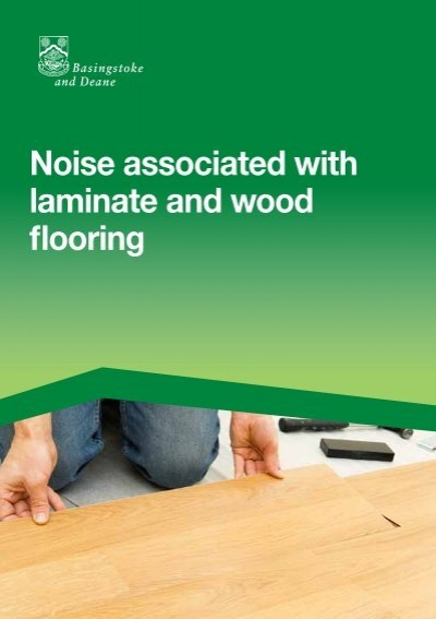 Noise Associated With Laminate And Wood Flooring Basingstoke And