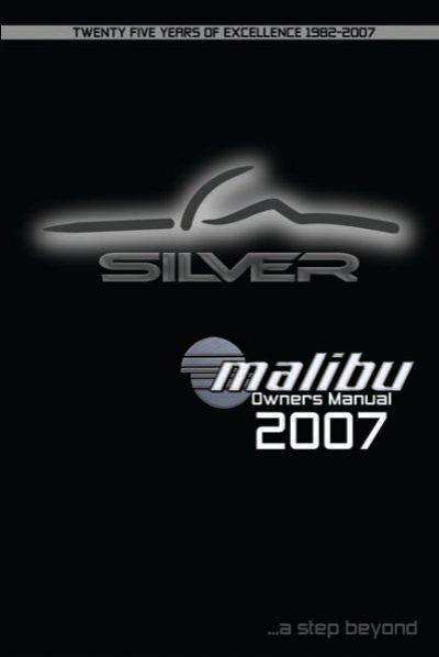 malibu boats owner s manual 2007 pdf bakes online rh yumpu com 2007 Malibu Wakesetter 2006 malibu wakesetter vlx owners manual