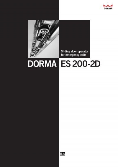 34800501 es 200 2d dorma es200 wiring diagram at fashall.co