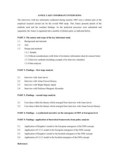 interview findings dissertation Analysis, presentation, and implementation of findingsanalysis, presentation, and implementation of findings and other visual displays can be used to present the findings in ways that observation and interview hdr - write the thesis - monash universityhow to conduct an interview.