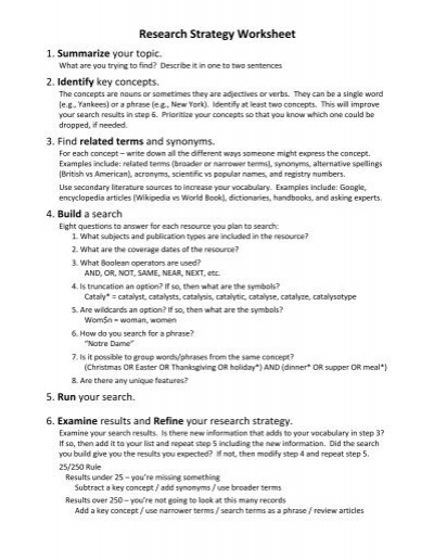 strategy for writing a research paper Results from usability research projects and eyetracking studies about how users  read on the web and how  february 11, 2018 | article: 2 minutes to read  this  style of writing is perfectly suited to writing for the web  how people read on  the web: the eyetracking evidence strategic design for frequently asked.