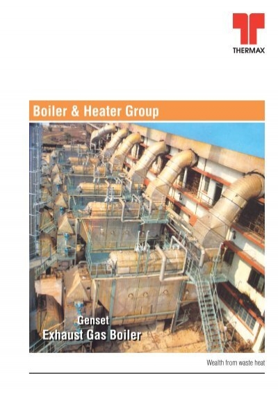 Boiler & Heater Group - Thermax