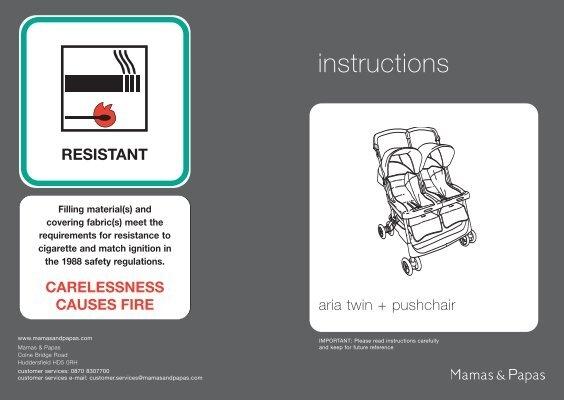 Primo viaggio car seat instructions mamas & papas.