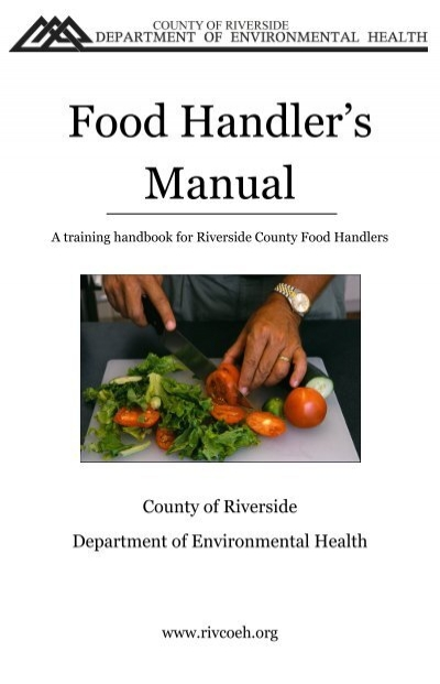 Food handler training | benton county oregon.