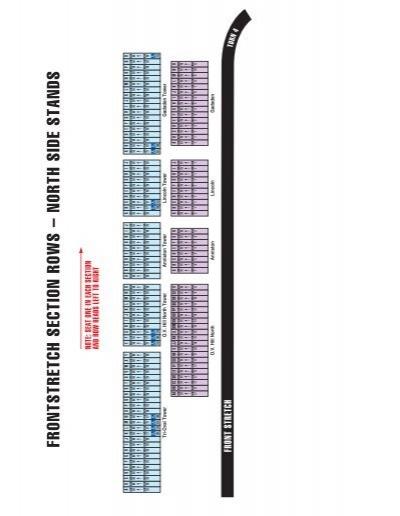 Talladega Superspeedway Seating Chart Talladega Nascar Tickets