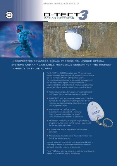 Lfxg fiberflex scintillation detector vega gjd gjd310 video motion detectors product datasheet cheapraybanclubmaster Gallery