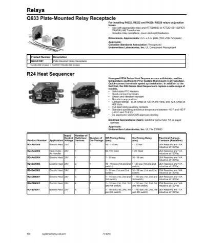 R841C1169 Honeywell Wiring Diagram from www.yumpu.com