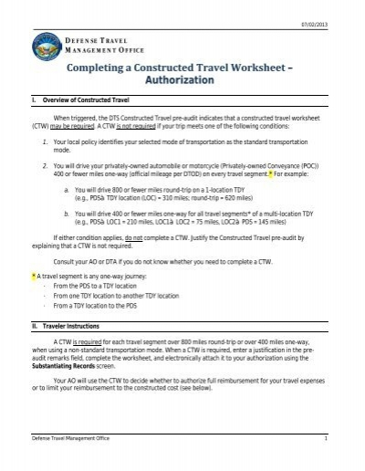 Printables Constructed Travel Worksheet constructed travel worksheet instructions for authorization