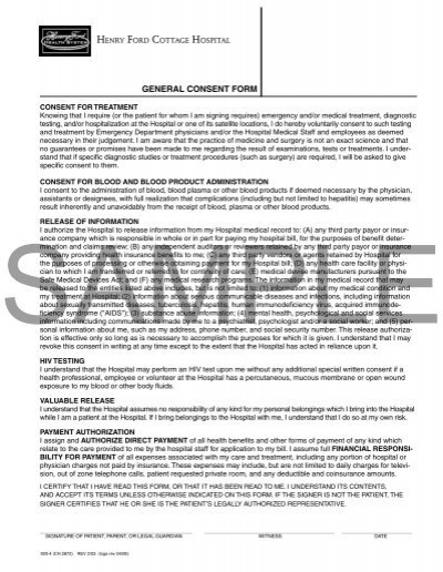 Tattoo Consent Form Template Sample Tattoo Release Forms  Free