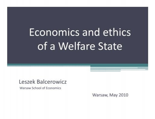 economic changes to the welfare state Measuring welfare change 1 i explain the actual situation and state the effects of different modes of consider a situation with only the ith price changes.