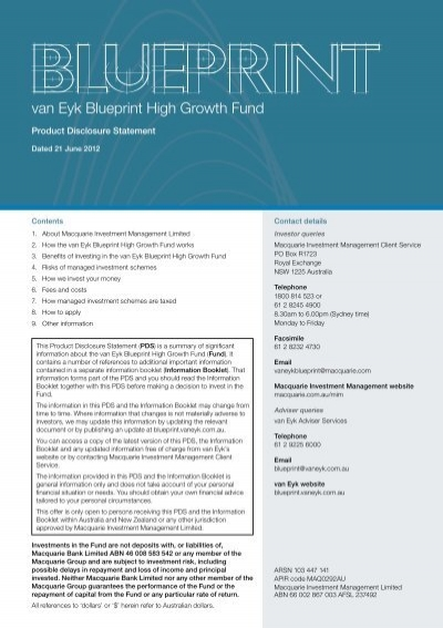 Van eyk blueprint high growth fund ioof portfolio online login malvernweather Choice Image