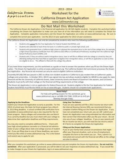 Dreamers act essay view