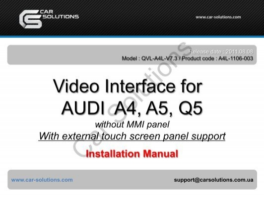 2011 audi q5 owners manual download array user manual for audi without mmi video interface gsm server com rh yumpu fandeluxe Images