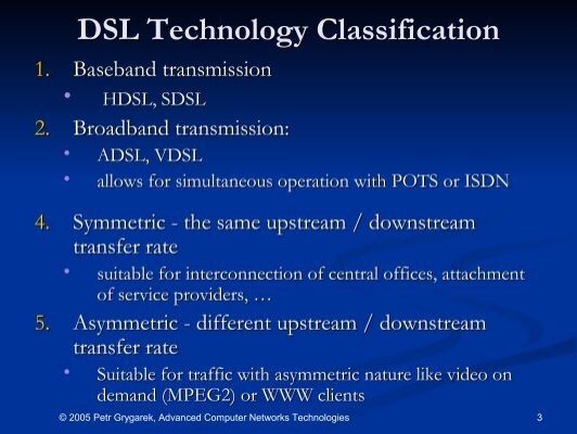 Basic Characteristics Of