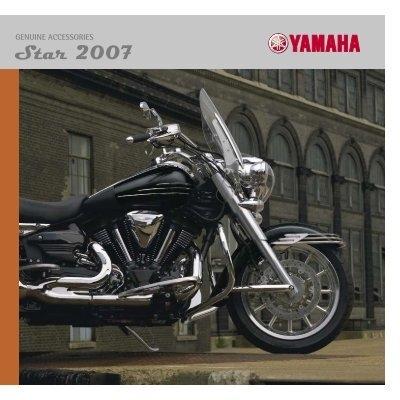 YAMAHA STR-4NL03-11-00 Replacement Windshield Royal Star Silverado//Tour Classic