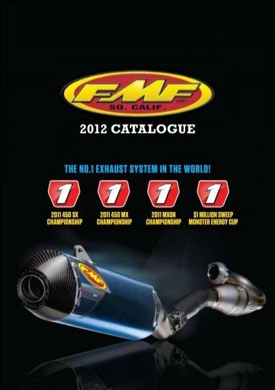 FMF 4 Stroke Exhaust Muffler Packing YZ250F YZ450F CRF250 CRF450 KX250F KX450F