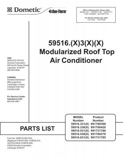 Dometic duotherm brisk air conditioner parts list rv owners dometic duotherm brisk air conditioner parts list rv owners publicscrutiny Choice Image