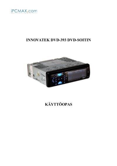 Innovatek dvd 393 dvd soitin kyttopas ipcmax swarovskicordoba Images