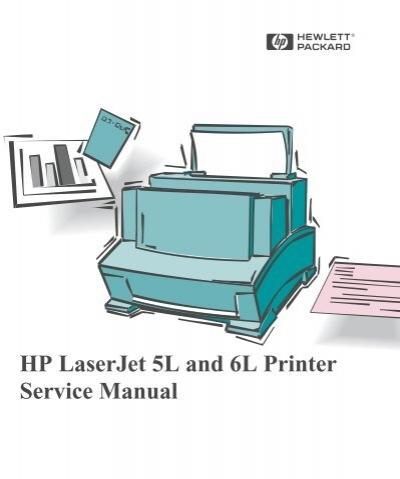 hp laserjet 5l and 6l printer service manual c3990 90991 rh yumpu com hp laserjet 5l service manual hp laserjet 5l manual pdf