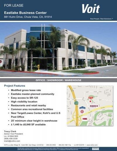 881 Kuhn Drive(6)  - Voit Real Estate Services