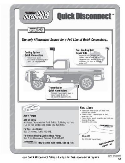 Dorman 800-003 Retaining Clip Ford
