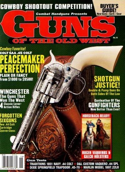 New Guns - Earl] - Bear - Colt Single Action Army Revolver