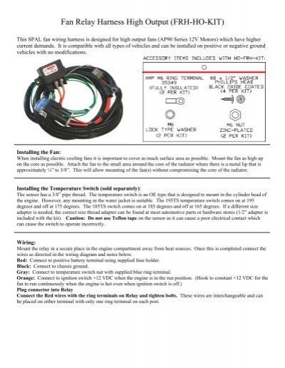 Hunter Fan Wiring Harness