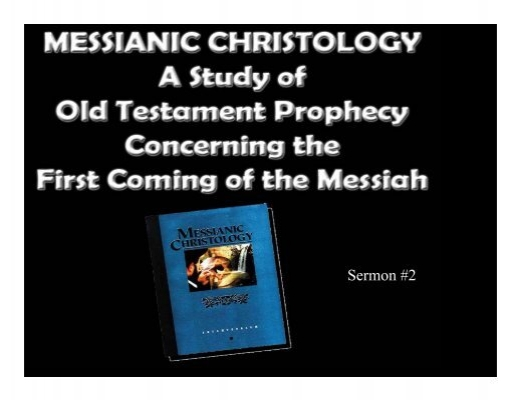 messianic prophecy in old testament