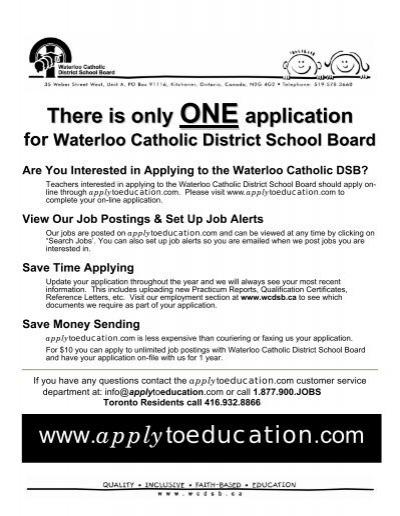 Waterloo catholic