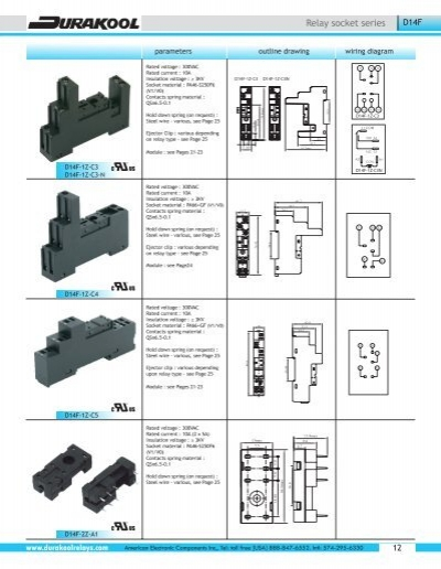 Relay socket series d14f asfbconference2016 Images