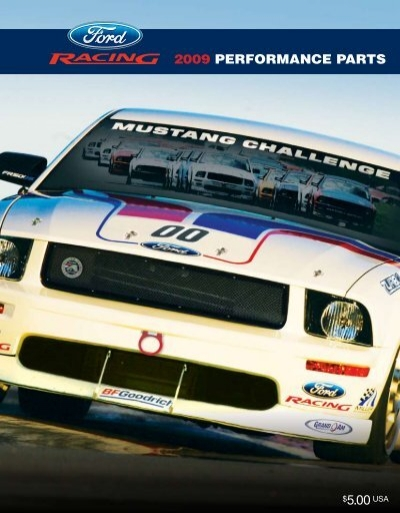 ford racing performance parts catalog gdmjoe. Black Bedroom Furniture Sets. Home Design Ideas