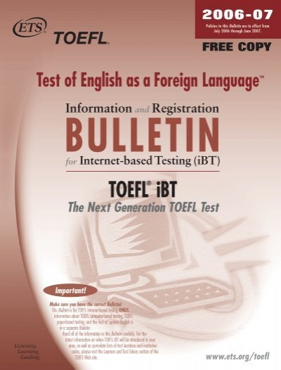 toefl test essay themen You can learn how to study for toefl test they are provided as examples of ways to respond to the toefl essay will show you how to develop a theme.