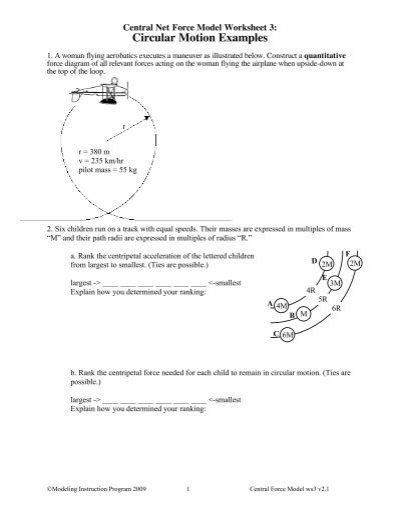 worksheet 3 modeling physics. Black Bedroom Furniture Sets. Home Design Ideas