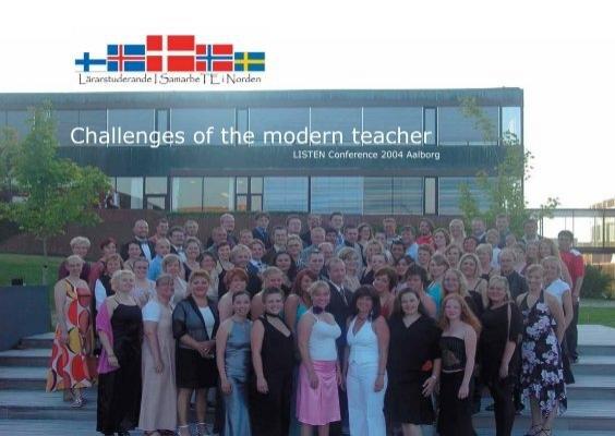 Challenges Of The Modern Teacher La Rerstuderendes Landskreds